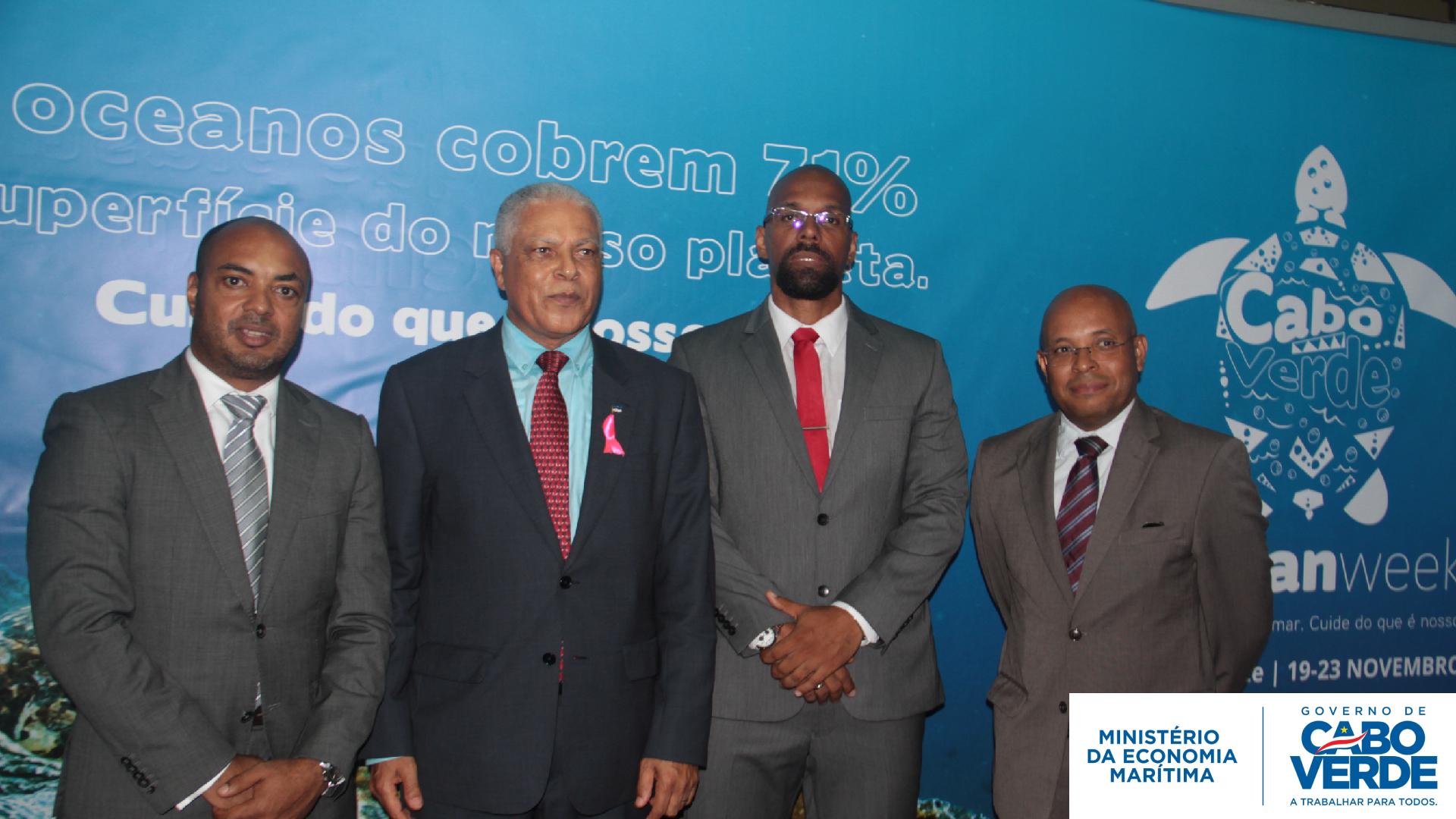 """Expomar 2018: Um """"aquecimento"""" para o Cabo Verde Ocean Week"""
