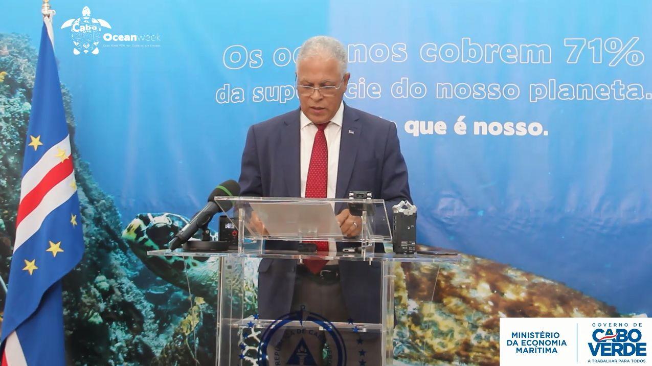 Assiste a apresentação oficial da Cabo Verde Ocean Week (vídeo)