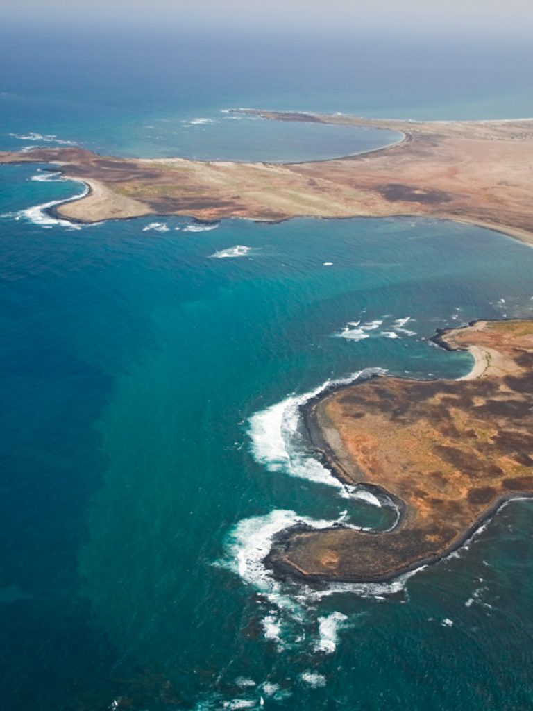 Ile de Maio. Cabo Verde (Cap Vert)